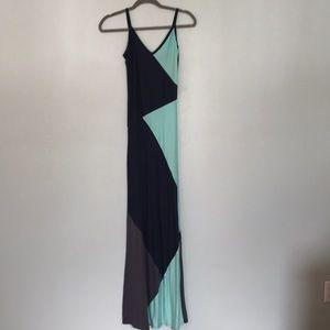 Colorblock Go Couture Maxi